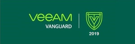 Logos Veeam Vanguard